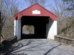 bucks covered bridge